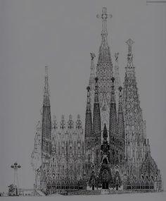La Sagrada Familia de Gaudí « Pasa la vida
