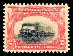 Collectors Corner - Scott# 295, 1901 2c Carmine & black, PSE Superb 98, Mint OGnh