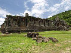 Wat Phu (Vat Phou) in Champasak - Laos