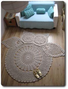 Another owl carpet
