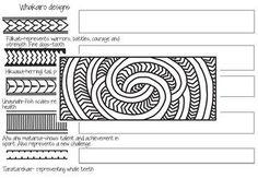 New Zealand Maori Art: - New Zealand Maori Art: How To Draw Poupou. - New Zealand Maori Art: – New Zealand Maori Art: How To Draw Poupou. Maori Tattoos, Irezumi Tattoos, Polynesian Tattoos Women, Polynesian Art, Tattoos Skull, Marquesan Tattoos, Star Tattoos, Leg Tattoos, Tattoo Stars