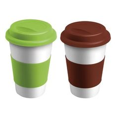 Eco Friendly Travel Mug Set