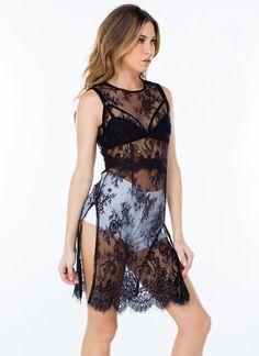 Lace Talk About It Dress GoJane.com