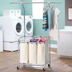 Take a look at the A Tidier Laundry Day event on zulily today!