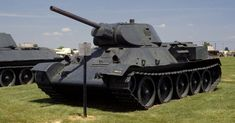 This Is What Made The T-34 Tank So Great