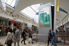 @JCDecauxUK adds to their M-Visions portfolio of premium ad screens in UK malls #OOH #DOOH