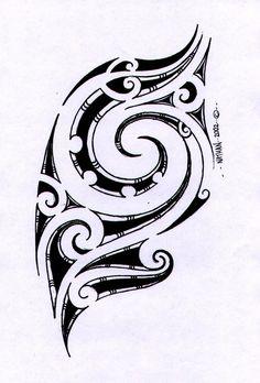 Side Tattoos, Tribal Tattoos, Maori Tattoos, Maori Tattoo Designs, Maori Art, Cool Art, Awesome Art, St Patricks Day, Celtic