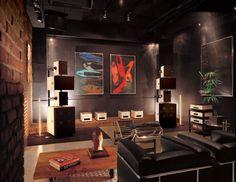 Goldmund room