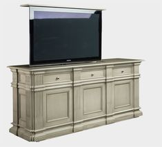Plan Ahead For New Year Renovations With Hidden Tv Lift Cabinets From Cabinet Tronix Motorized