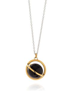 OBSESSED!!! Astral large orbit necklace http://www.tinalilienthal.com @Tina Lilienthal #Jewellery