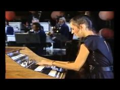 Barbara performs in a talent show on German TV 1984 together with a Big Band, playing her Boehm organ (the one she had for her first two records). 19 Year Old Girl, Organ Music, Music For Studying, Talent Show, Jazz, Female, Youtube, Musica, Jazz Music