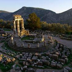 Delphi, Greece  ©OUR PLACE / GEOFF MASON