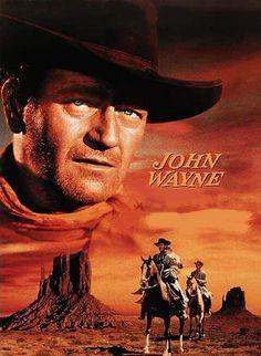 John Wayne....enough said.