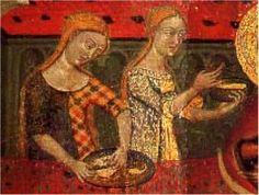 - OPUS INCERTUM -: SAYA, GONELA (II) de Mujer hasta el siglo XIV