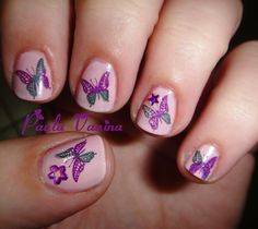 nice Pin by Ma Fê on Nails | Pinterest