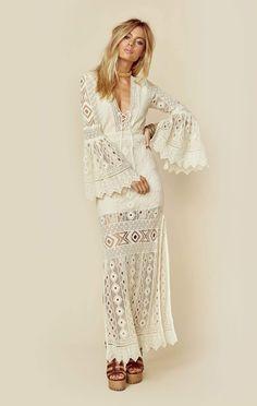 CHAOUEN MAXI DRESS