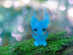 Water Elemental by Furrykami-creatures on DeviantArt