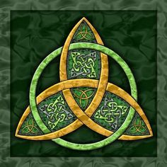 The Celtic Trinity Knot, or the Triquetra, is one of the most common of the Celtic knots. Celtic meaning – Feminine Powers (Maiden-Hope, Mother-Fertility, and Crone-Wisdom) Triquetra, Pentacle, Celtic Quilt, Celtic Patterns, Celtic Designs, Irish Celtic, Celtic Art, Design Celta, Celtic Trinity Knot