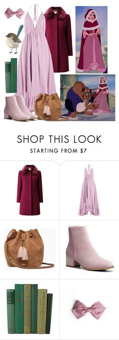 """""""Belle in the Snow"""" by allyssister ❤ liked on Polyvore featuring Jacques Vert, Loup Charmant, UGG and modern"""