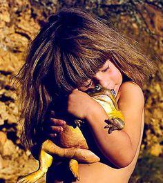 داستان زیبای یک قورباغه عاشق - عشق زیبا