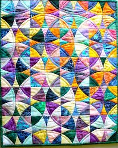 Wheel of Mystery Quilt kathysquilts