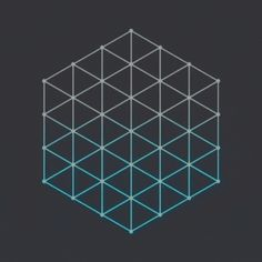 "sick gifs and tewnz  ""For all your geometric needs.  Bang to some techno on this."""