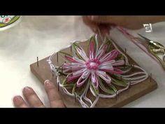 Sabor de Vida Artesanatos | Casaquinho de Bebê - Tenerife por Irene Mauzer - 09 de Julho de 2013 - YouTube