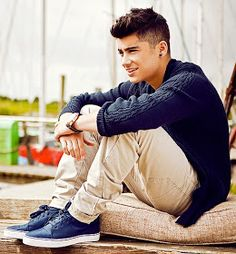 Cute Photography Love: Zayn Malik 2012