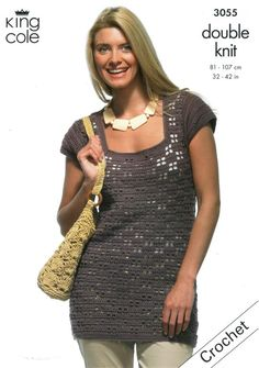 crochet tunic - بحث Google