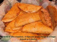 cocina mexicana las doñas tacos al vapor, - YouTube