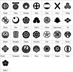 Samurai Crests 5