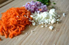 balsamic barley salad