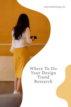 Where to Do Design Trend Research — make.be - Graphic Design - Everyone from fashion designers to artists needs to do their trend research. Check out this post on - Web Design, Email Design, Book Design, Design Trends, Japan Design, Design Portfolio Layout, Layout Design, Graphic Design Posters, Graphic Design Inspiration