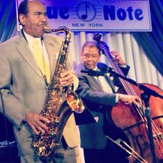 Benny Golson & Buster Williams