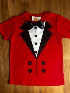 Ringmaster _ Circus Party _ toddler shirt _ Photo prop Tuxedo_ Birthday shirt…