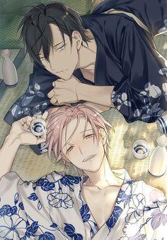💙💙Kurose x Shirotani💙💙~~~ tencount mangayaoi readingmanga manga yaoi yaoilove animeyaoi anime shirotanitadaomi kuroseriku shirotani kurose kurosexshirotani shirotanixkurose boyslove boyxboy shonenai semexuke Anime Boys, Cute Anime Guys, 10 Count Manga, Magic Anime, Ten Count, Takarai Rihito, Service Secret, Handsome Anime Guys, Manhwa Manga