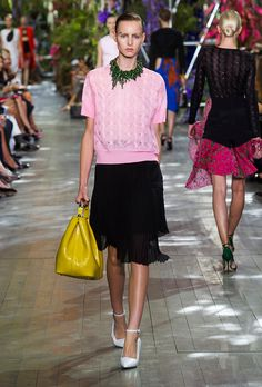 Raf Simons's 50 Best Dior Runway Looks and Red-Carpet Gowns | StyleCaster