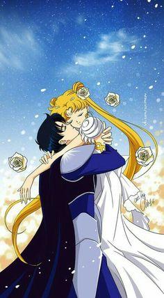 Príncipe Endimion y princesa Sereniti