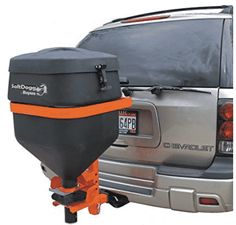 SaltDogg TGSUV1B 4.4 Cubic Foot Tailgate Salt Spreader