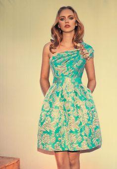 1fa4bc207 Vestido de fiesta Maria Lago Modelo 1096 - Eva Novias