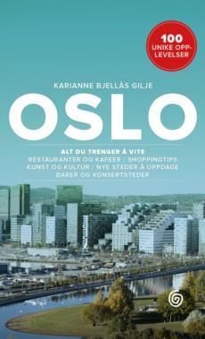 Tips til Oslo. Hvorfor reise på helgetur til London når man kan reise til Oslo? Den norske hovedstaden vokser i rekordfart. Det dukker stadig opp nye, spennende bymiljøer, som på Tjuvholmen, Tøyen og i Bjørvika. Denne boka viser deg det flotteste byen har å by på, litt utenfor de åpenbare severdighetene. Oslo-entusiast Karianne Bjellås Gilje gir innsidetips om de beste spisestedene, de fineste turene, de største kunstopplevelsene og de kuleste klesbutikkene. Oslo, The 100, Weather, London, Traveling, Big Ben London