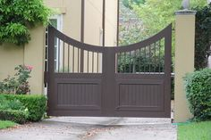 Custom drive gates and a full line of residential gate operators including DoorKing, Viking, and Chamberlain can maximize value and reliability for each customer's specific application. 24 Hour Eme…