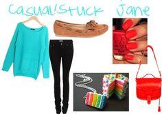 fashionstuck | fashionstuck # jane crocker