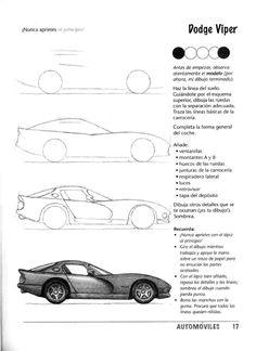 28 Mejores Imágenes De Dibujo De Autos How To Draw Step By Step
