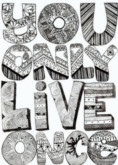 List of Top 20 Life Lesson Quotes Yolo baby! Yolo, Life Lesson Quotes, Life Lessons, Zantangle Art, Popular Quotes, Beautiful Drawings, Pictures To Draw, Drawing Pictures, Food Pictures