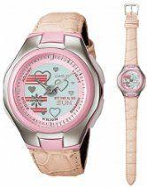 Women's Casio Poptone Digital Analog Watch for sale online G Watch, Casio Watch, Casio Vintage, Protrek, Cool Watches, Wrist Watches, Digital Watch, Chronograph, Band