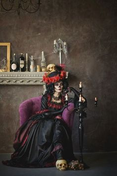 gothic-culture.tumblr.com post 157539067291 tampire-the-boulet-brothers-greet-their-skeleton