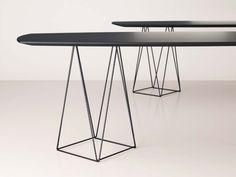 El respositorio de modelos 3D Desing Connected incorpora un nuevo objeto a su colección de recursos gratuitos, la mesa de comedor Joco, de Walter Knoll.