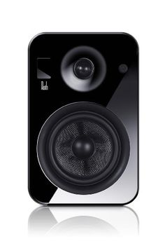 Roth Audio Active Monitors Speakers with Multiple Connectivity Options Pair - Black: Amazon.co.uk: Hi-Fi & Speakers