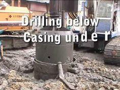 Bored Piling Method - YouTube
